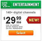 Directv English Packages