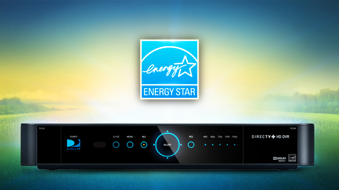DIRECTV Earns the 2012 ENERGY STAR AWARD
