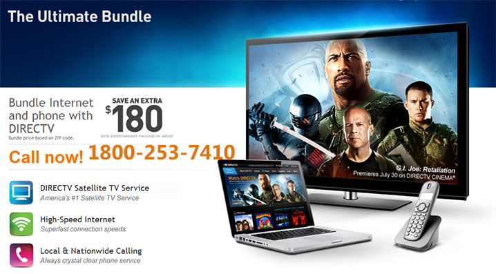new directv bundle large